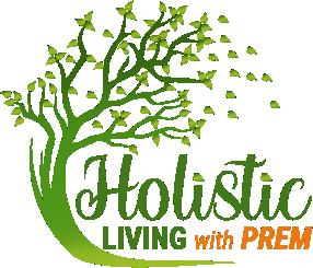 Holistic Living with Prem Logo